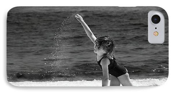 Sand Dancer Phone Case by Michelle Wiarda