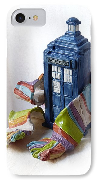 Tardis Ll IPhone Case