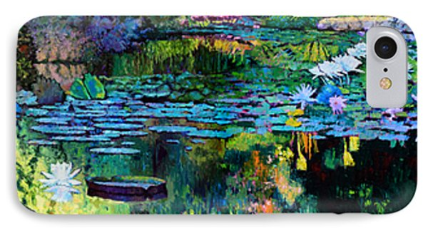 The Abstraction Of Beauty One And Two Phone Case by John Lautermilch