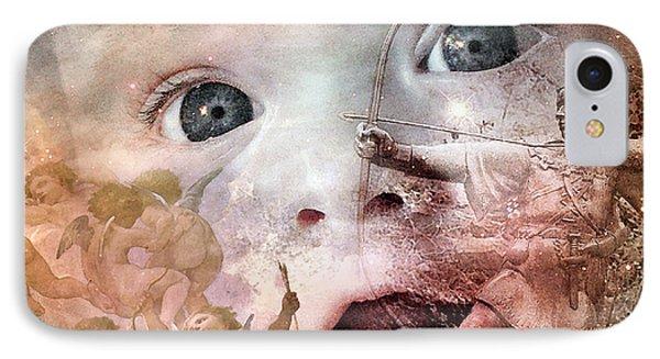The Prophet On Children Phone Case by Barry Novis