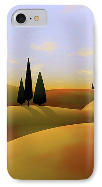 Toscana 3 IPhone Case