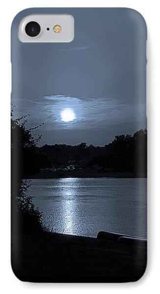 Twilight IPhone Case by Sue Stefanowicz