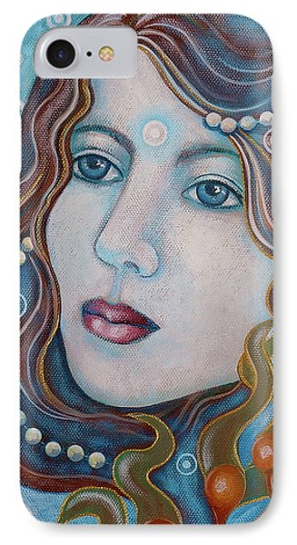 Water Dreamer IPhone Case by Sheri Howe