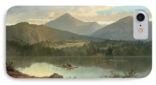 Western Landscape IPhone Case