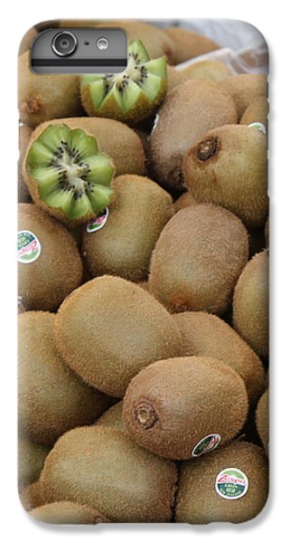 European Markets - Kiwis IPhone 7 Plus Case by Carol Groenen
