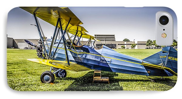 1930s Bi-plane IPhone Case