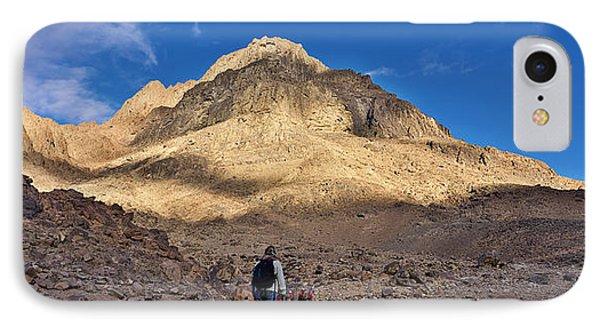 Mount Sinai IPhone Case