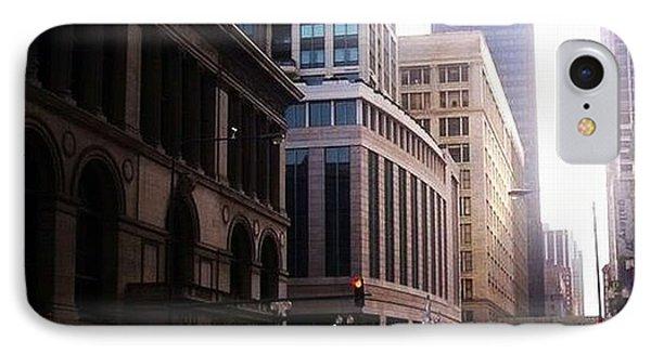 Chicago 6 IPhone Case
