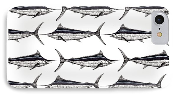 Many Marlin IPhone Case