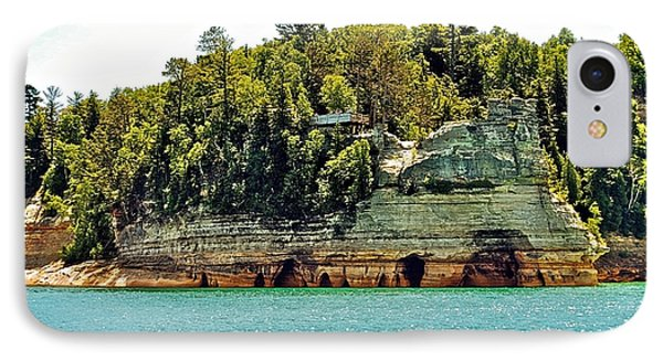Pictured Rock 6323  IPhone Case