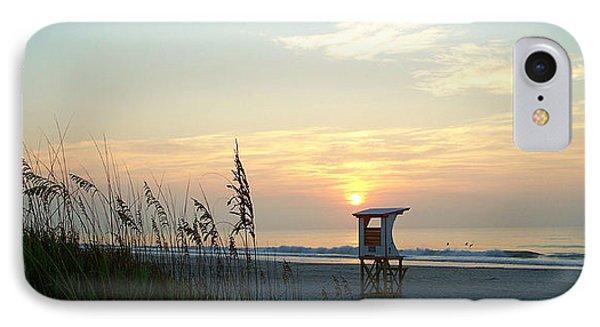 Sunrise Over Wrightsville Beach IPhone Case