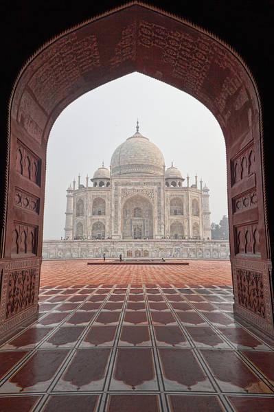 Taj Mahal - Color Poster