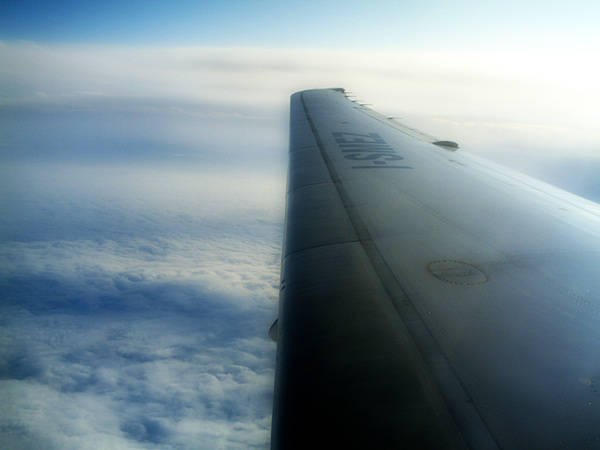 Photograph - Clouds From The Plane IIi by Emiliano Giardini