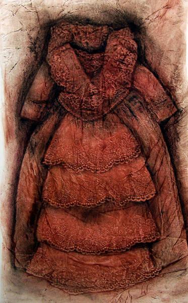 Wall Art - Painting - Dress by Leyla Munteanu