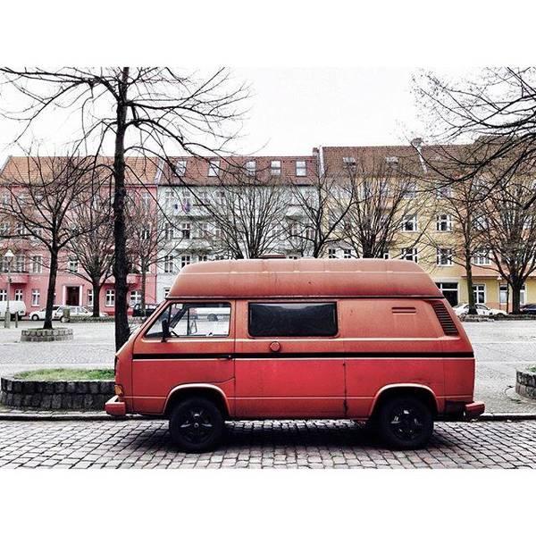 Vw Camper Photograph - Volkswagen T3 Camper  #berlin #britz by Berlinspotting BrlnSpttng