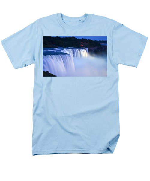 American Falls Niagara Falls Men's T-Shirt  (Regular Fit)
