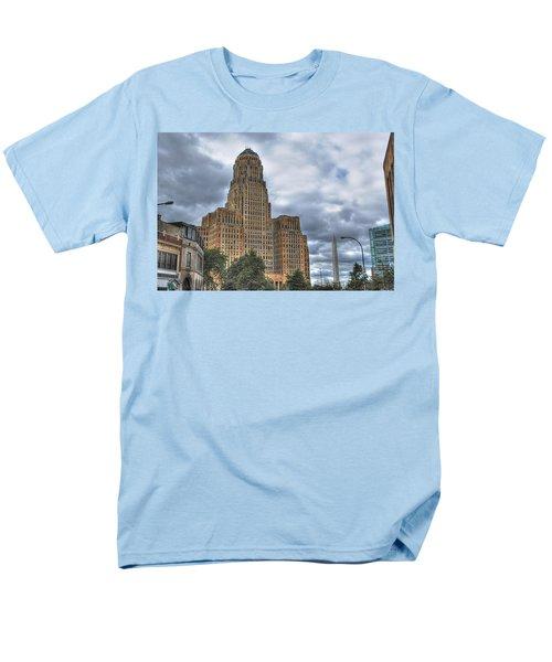 Men's T-Shirt  (Regular Fit) featuring the photograph Piercing The Heavens by Michael Frank Jr