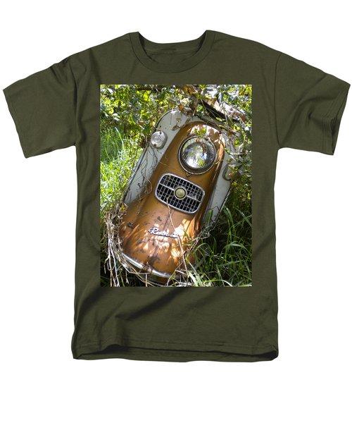 Scooter Rabbit Men's T-Shirt  (Regular Fit) by Renate Nadi Wesley
