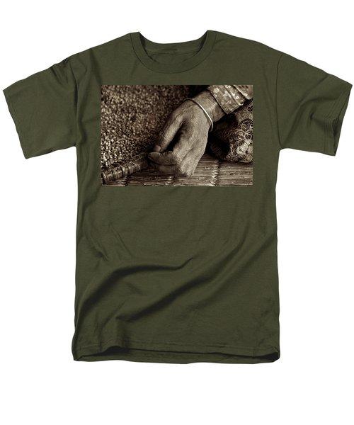 Working Woman Men's T-Shirt  (Regular Fit) by Valerie Rosen