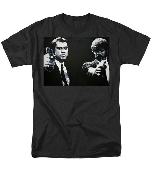 - Pulp Fiction - Men's T-Shirt  (Regular Fit) by Luis Ludzska