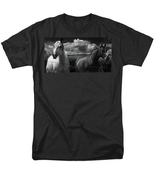 Us Men's T-Shirt  (Regular Fit) by Jerry Cordeiro