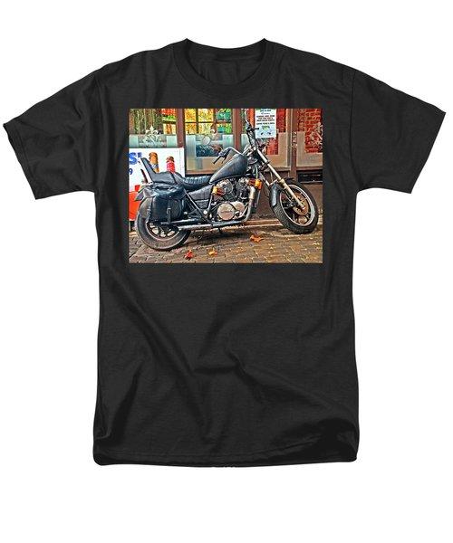 1983 Vt750 C Honda Shadow Men's T-Shirt  (Regular Fit) by Greg Sigrist