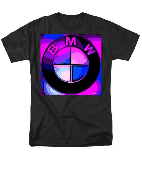 BMW Men's T-Shirt  (Regular Fit) by George Pedro