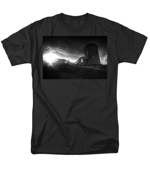 Bradgate Park At Dusk Men's T-Shirt  (Regular Fit) by Yhun Suarez
