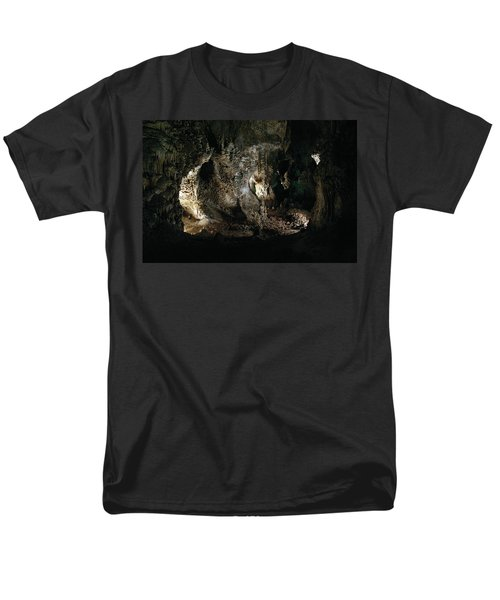 Carlsbad Tunnels Men's T-Shirt  (Regular Fit) by Alycia Christine