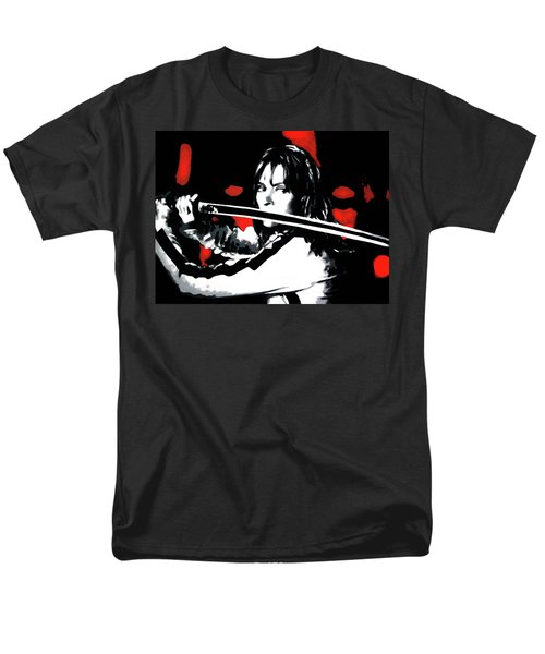 Kill Bill Men's T-Shirt  (Regular Fit) by Luis Ludzska