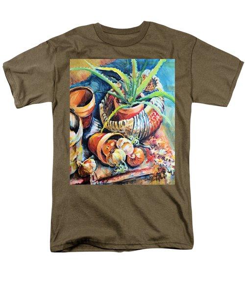 Baskets Men's T-Shirt  (Regular Fit)