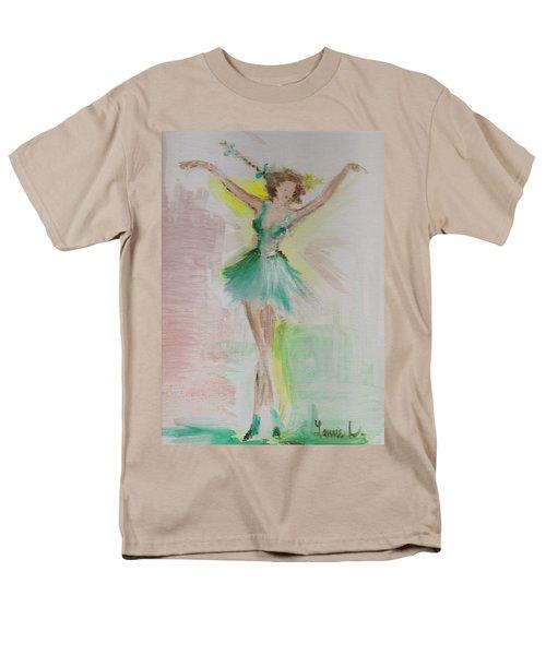Dance Men's T-Shirt  (Regular Fit) by Laurie L