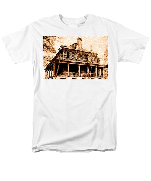 This Old House Men's T-Shirt  (Regular Fit) by Chuck Mountain