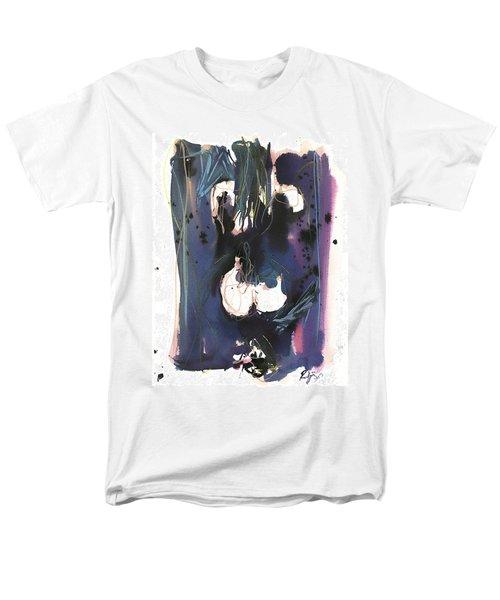 Men's T-Shirt  (Regular Fit) featuring the painting Kneeling by Robert Joyner