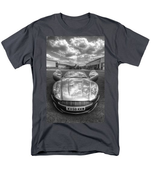 Aston Martin Dbs Men's T-Shirt  (Regular Fit) by Yhun Suarez