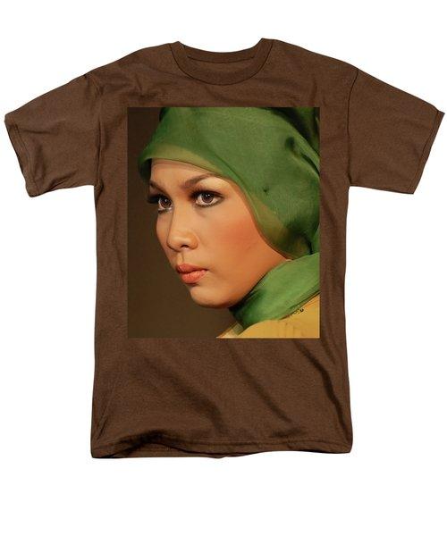 Portrait Men's T-Shirt  (Regular Fit) by Charuhas Images