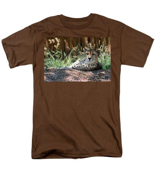 Amber Eyes Men's T-Shirt  (Regular Fit) by Alycia Christine