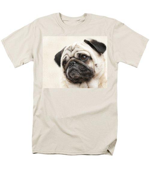 L-o-l-a Lola The Pug Men's T-Shirt  (Regular Fit) by Kathy Clark
