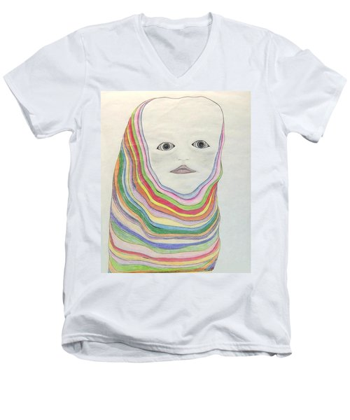 The Masks Men's V-Neck T-Shirt