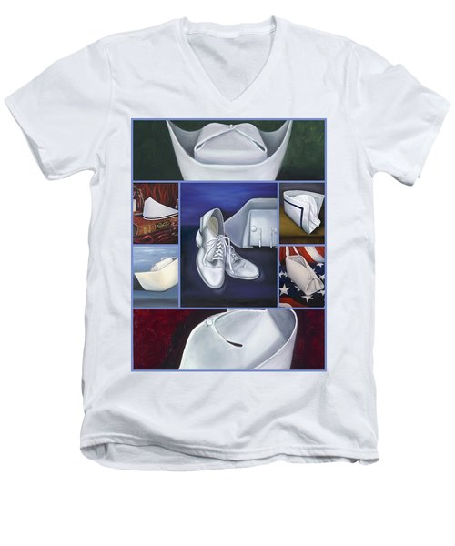 The Art Of Nursing II Men's V-Neck T-Shirt
