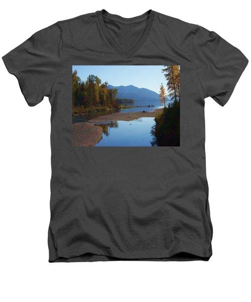 Glacier Park 11 Men's V-Neck T-Shirt
