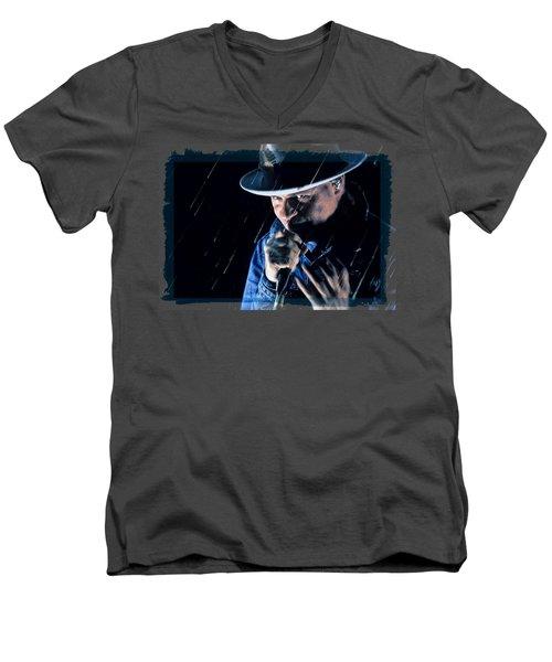 Gord Downie Men's V-Neck T-Shirt