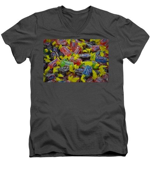 Jolly Rancher Men's V-Neck T-Shirt