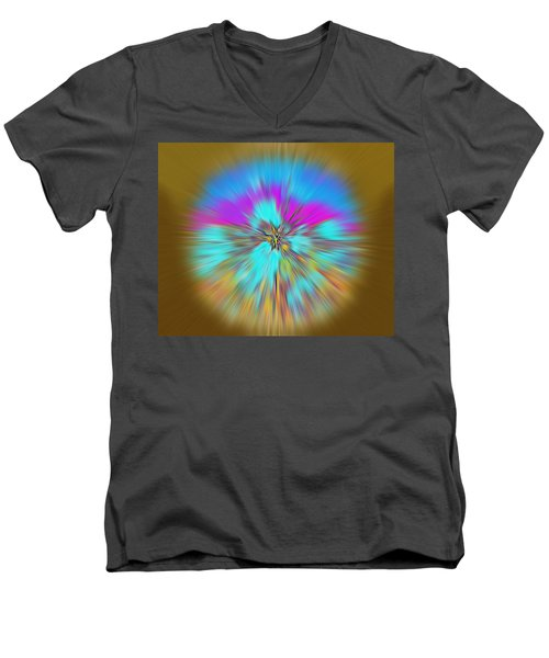 Make A Wish.... Unique Art Collection Men's V-Neck T-Shirt