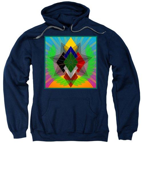 We N' De Ya Ho 2012 Sweatshirt