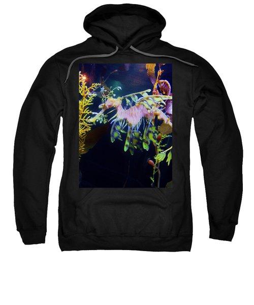 Sea Horse Parade 2 Sweatshirt