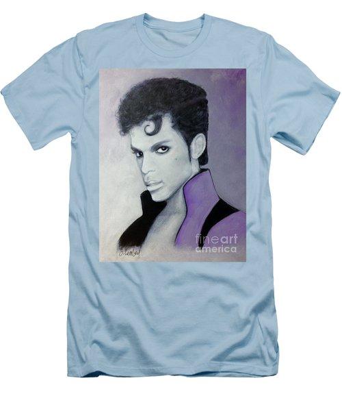 Purple Prince Men's T-Shirt (Athletic Fit)