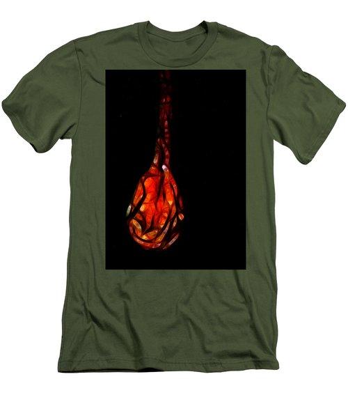 A Little Dragons Tear 1 Men's T-Shirt (Athletic Fit)