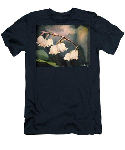 Lily Whites Men's T-Shirt (Athletic Fit)