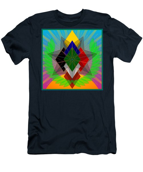 We N' De Ya Ho 2012 Men's T-Shirt (Athletic Fit)